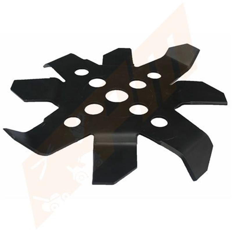 lame d broussailleuse forza 8 homologu e al sage 25 4 mm. Black Bedroom Furniture Sets. Home Design Ideas