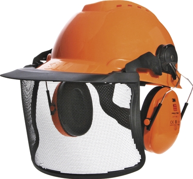 Casque Forestier PELTOR H700