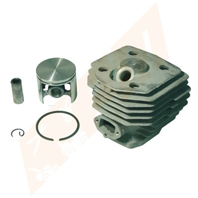 Cylindre complet pour Husqvarna 254 , 503 50 39 02