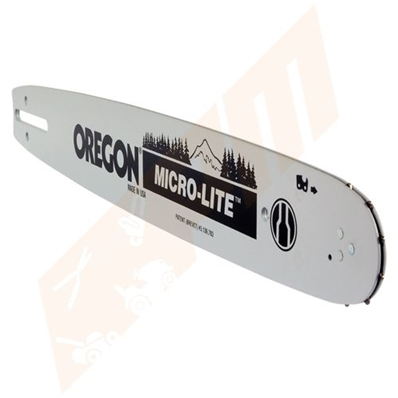 Guide de tronçonneuse OREGON 124MLEA074 3/8LP 1.1 mm 30cm