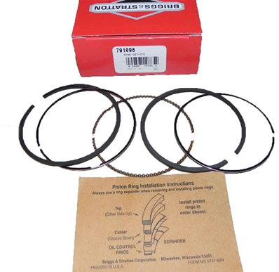 Segments Briggs & Stratton 791098 - 790360