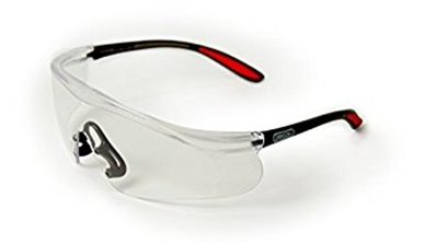Lunettes de protection OREGON transparente